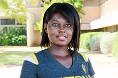 portrait of ASU grad Kimberley Coley