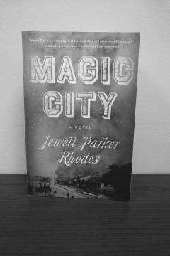 Magic City book cover