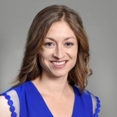 Assistant Professor Megan E. Petrov