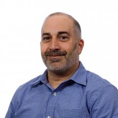 Michael Angiletta named President's Professor