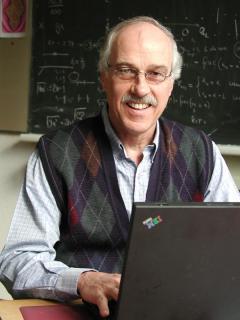 ASU math prof Hans Mittelmann