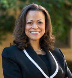 Nicole Talyor, ASU's dean of students