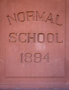 Normal School 1894