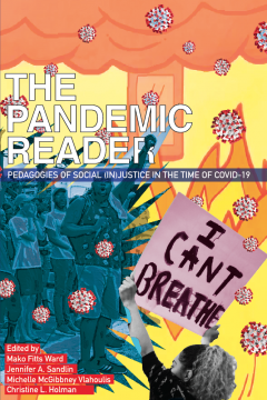 The Pandemic Reader book cover