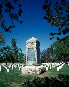 Rough Riders memorial, Arlington National Cemetery