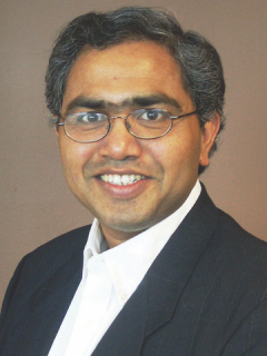 portrait of ASU professor Sandeep Gupta