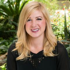 headshot of ASU Edson College of Nursing Instructor Samanthat Calvin