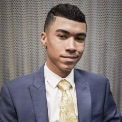 headshot of Spencer Shockness, ASU Law first-year student