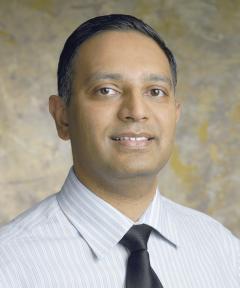 portrait of ASU professor Ganesh Tirupalavanam