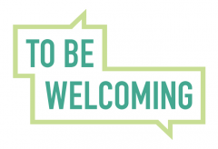 To Be Welcoming logo