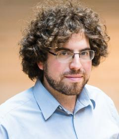 Assistant professor Christopher Wells
