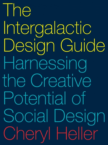 Book cover for The Intergalactic Design Guide
