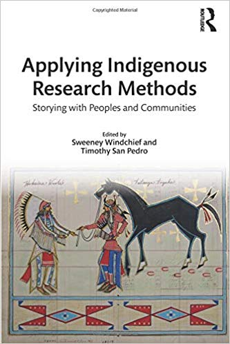 Cover of Applying Indigenous Research Methods