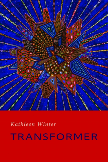 Cover of Transformer by Kathleen Winter