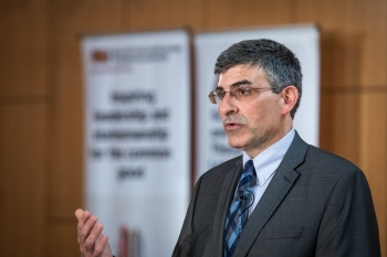 Paul Carrese, Director, School of Civic and Economic Thought and Leadership